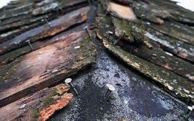 25.05.2018 EZ: Dachschaden in Larrelt