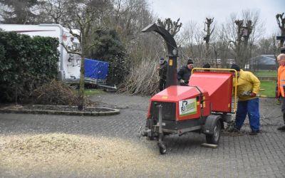 01. 02. 2020 – Arbeitsdienst Mühle