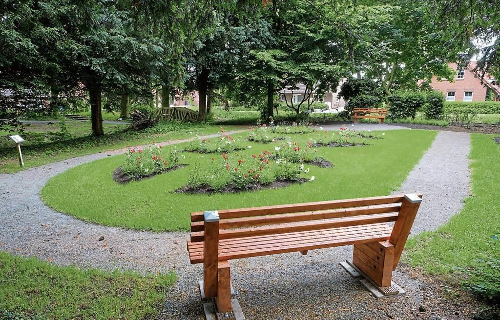 03.07.2021 EZ: Offizielle Öffnung des Cassens-Parks rückt näher