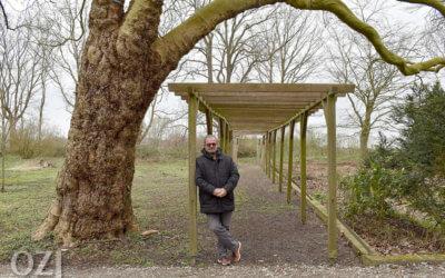 """13.04.2021 OZ: Larrelter """"Garten für alle"""" könnte im Sommer eröffnen"""