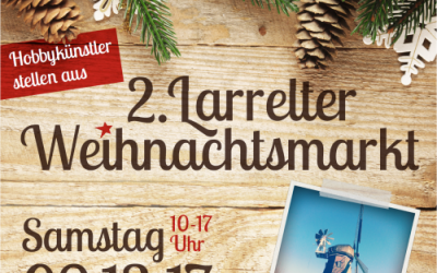 2. Larrelter Weihnachtsmarkt