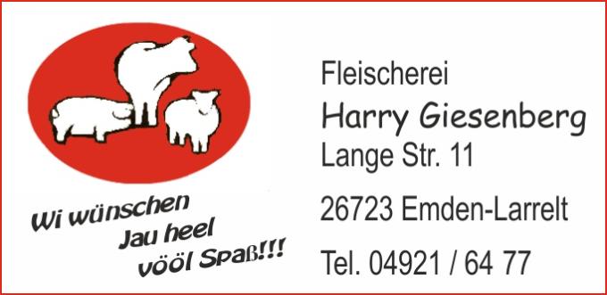 Fleischerei Harry Giesenberg