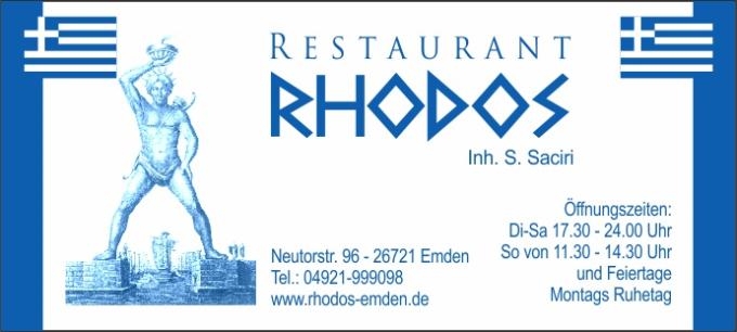 Restaurant Rhodos